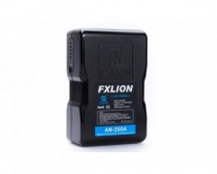 Fxlion AN-250A Cool Black Gold mount Battery 14.8V,16.75Ah/250Wh, with USB output 5V/2A