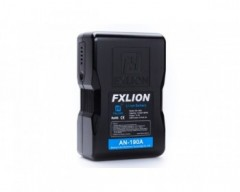 Fxlion AN-190A Cool Black Gold mount Battery 14.8V,13.0Ah/190Wh, with USB output 5V/2A.