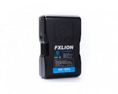 Fxlion AN-160A Cool Black Gold mount Battery 14.8V,10.5Ah/160Wh, with USB output 5V/2A