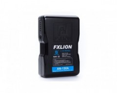 Fxlion AN-130A Cool Black Gold mount Battery 14.8V,9.0Ah/130Wh, with USB output 5V/2A