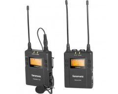 Saramonic UwMic9 Camera-Mount Wireless Omni Lavalier Microphone System