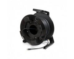 Cavo su bobina 15Mt video HD-SDI ( Belden 1505A) con Avvolgicavo