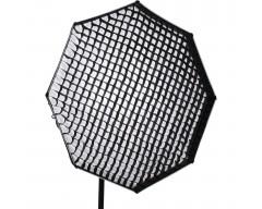 Nanlux Octa Softbox per Dyno 650C 1320mm Interno Argento