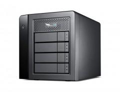 Sistema RAID PROMISE Pegasus2 R4 da 8TB (4 x 2TB) con tecnologia Thunderbolt 2