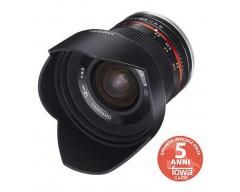 Samyang SY2CMB 12 mm f/2.0 CANON M SI