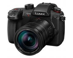 Panasonic GH5 II Lumix G Fotocamera Mirrorless 4K with Lens Leica 12-60mm f/2.8-4 ASPH. POWER O.I.S.
