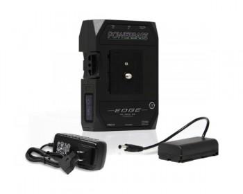 Core SWX Powerbase EDGE 49Wh 14.8V Cine V-Mount Battery Kit for BMPCC 6K Pro