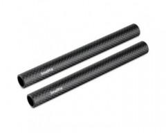 SmallRig 1872 Aste da 15mm in Fibra di Carbonio 150mm (2 pezzi)