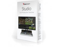 Studio Software Livestream Studio LIVE 3.0 switcher streaming