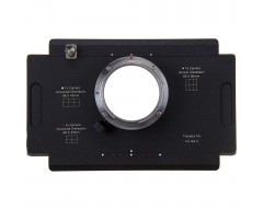 FotodioX Multi-Position Stitching Adapter for Nikon Z-Mount Camera to View Camera with Graflok Back
