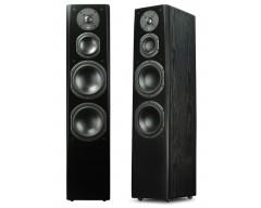 SVS Prime 3.5-Way Floorstanding Speaker (Black Ash, Pair)