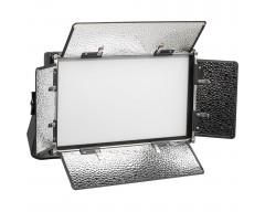 ikan Lyra LBX5 Bi-Color Soft Panel Half x 1 Studio and Field LED Light with DMX