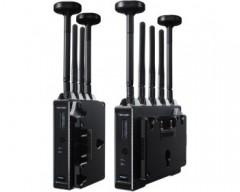 Teradek 10-2119-G Bolt 4K MAX Wireless TX/RX Set (Gold-Mount)