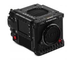 RED Digital Cinema V-RAPTOR 8K VV + 6K S35 Cinema Camera- BLACK