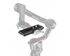 SmallRig Manfrotto Quick Release Plate for DJI RS 2/RSC 2/Ronin-S Gimbal 3158