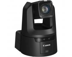Canon CR-N500 Professional 4K NDI PTZ Camera with 15x Zoom (Satin Black)