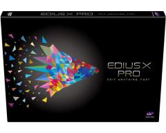 EDIUS X Pro Jump Upgrade From Any EDIUS Version