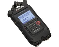 Zoom H4n Pro Black Registratore Audio Portatile Digitale Multitraccia