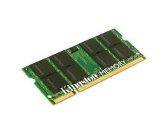 Modulo di memoria Kingston DDR2 SO-Dimm 1024MB, 667MHz, 200pin