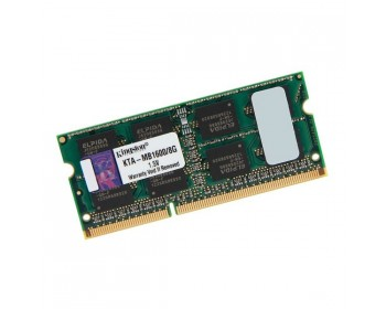 Modulo di memoria Kingston DDR3 SO-Dimm 4GB, 1600MHz, 204pin