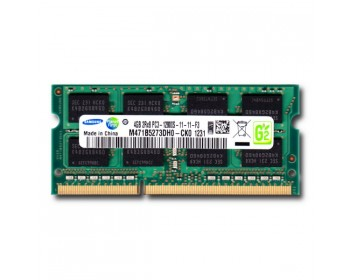 Modulo di memoria Samsung DDR3 SO-Dimm 8GB 1600MHz, 204pin