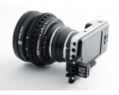 LockPort Pocket per BlackMagic Pocket camera