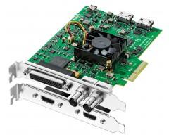 Blackmagic Design DeckLink Studio 4K Scheda PCIe di Cattura e Riproduzione
