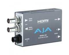 AJA HD/SD-SDI a HDMI Video e Audio Converter con DWP