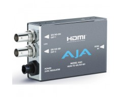 AJA HDMI a SD/HD-SDI Video e Audio Converter