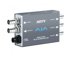 AJA HD5DA 1x4 HD/SD-SDI Distribution Amplifier / Repeater con DWP