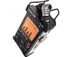 Tascam DR-44WL, portable 4-Track Digitalrecorder
