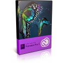 Adobe Premiere Pro CC ALL Multiple Platforms EU English Licensing Subscription VIP COM Monthly 1 User Level 1 1 - 49 1 Month