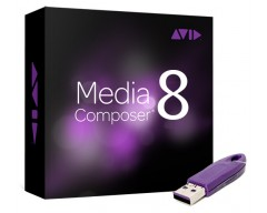 Avid Media Composer Mac/Win - Software + Dongle - perpetual license