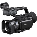 Sony PXW-X70//C (PXW70C) 1.0 type Exmor R CMOS sensor compact XDCAM camcorder with 12x zoom lens recording XAVC, AVCHD and DV