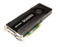 PNY Quadro K5000 MAC PCIe x16 4GB GDDR5 2xDP 2xDVI