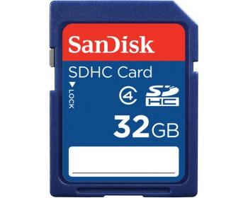 SanDisk SD 32GB (SDHC)