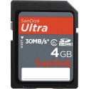 SanDisk SD Ultra 4GB 30MB/s