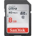 SanDisk SD Ultra 8GB 40MB/s Class 10