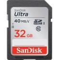 SanDisk SD Ultra 32GB 40MB/s Class 10