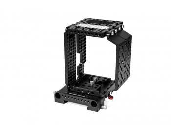 Wooden Camera WC-146100 Multi-Purpose Cheese Cage + (15mm Studio) for RED Epic e Scarlet Camera
