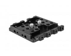 Wooden Camera Easy Riser Baseplate per Epic e Scarlet Cameras
