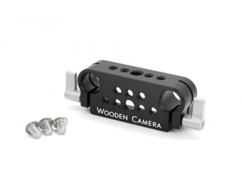 Wooden Camera WC-148200 LW 15mm Top Mount for RED Epic and Scarlet Cameras