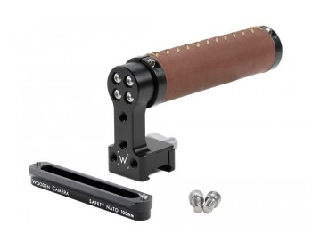 Wooden Camera 149300 NATO Handle Kit (Leather /Pelle)