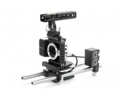 Wooden Camera Quick Kit per Blackmagic Pocket Cinema Camera