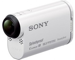 Sony HDR-AS100VR Remote Edition Action Cam impermeabile