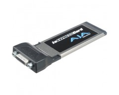 AJA ExpressCard34 PCIe to PCIe Cable Interface Adapter