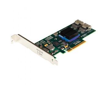 ATTO Technology ExpressSAS H608 8-Internal Port SAS/SATA 6G PCIe x2 Host Bus Adapter