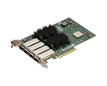 ATTO FastFrame NIC NS14 Quad Channel x8 PCIe to 10Gb