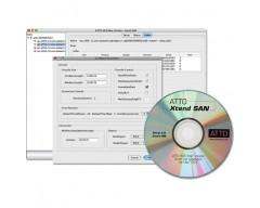 ATTO Xtend San 3.11 MAC Initiator Site (1 User)