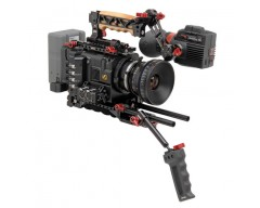 Zacuto Sony EVF Recoil Shoulder-mounted rig for Sony PMW-F5 and PMW-F55